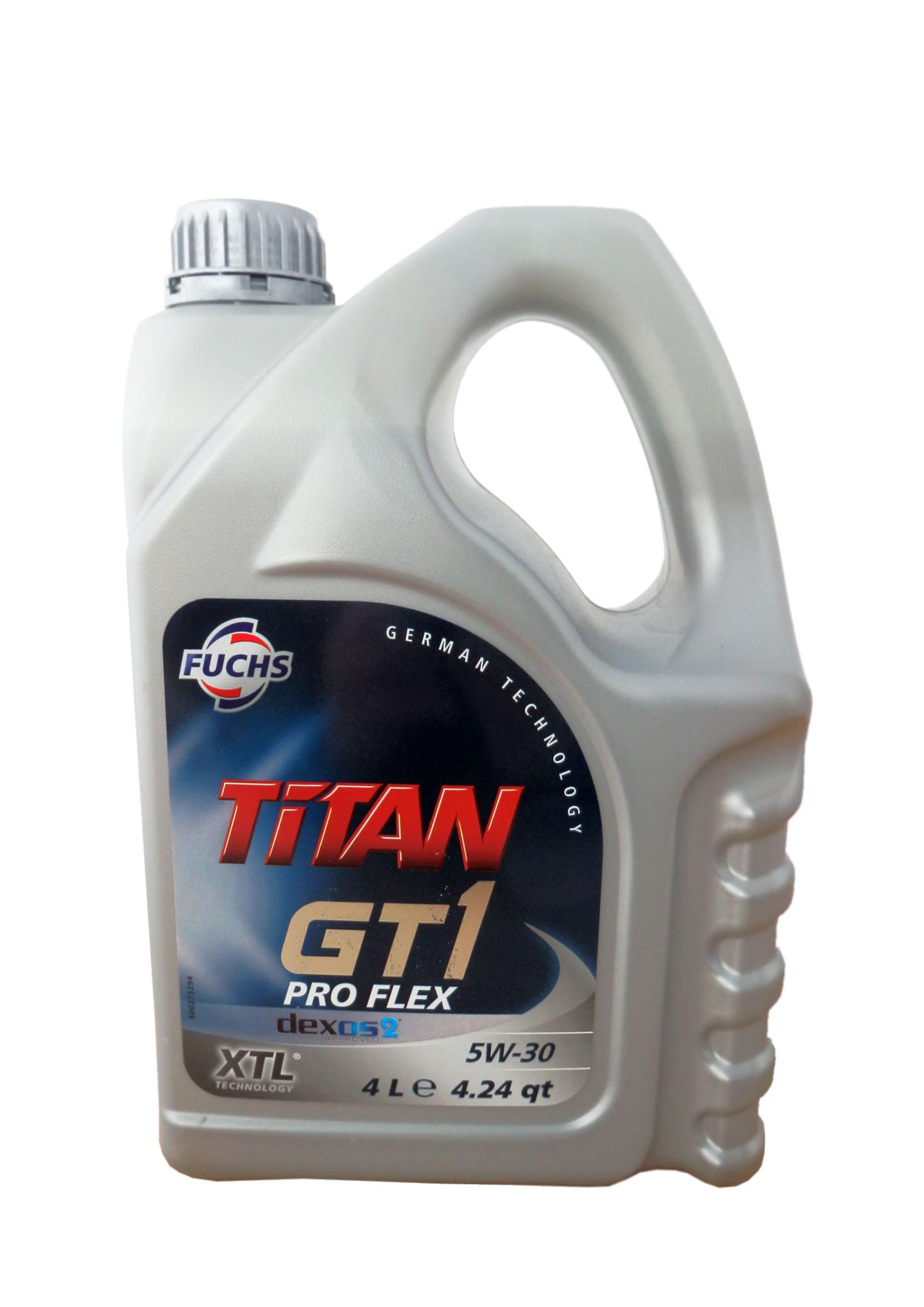 моторное масло титан 5w30 для ситроен с4