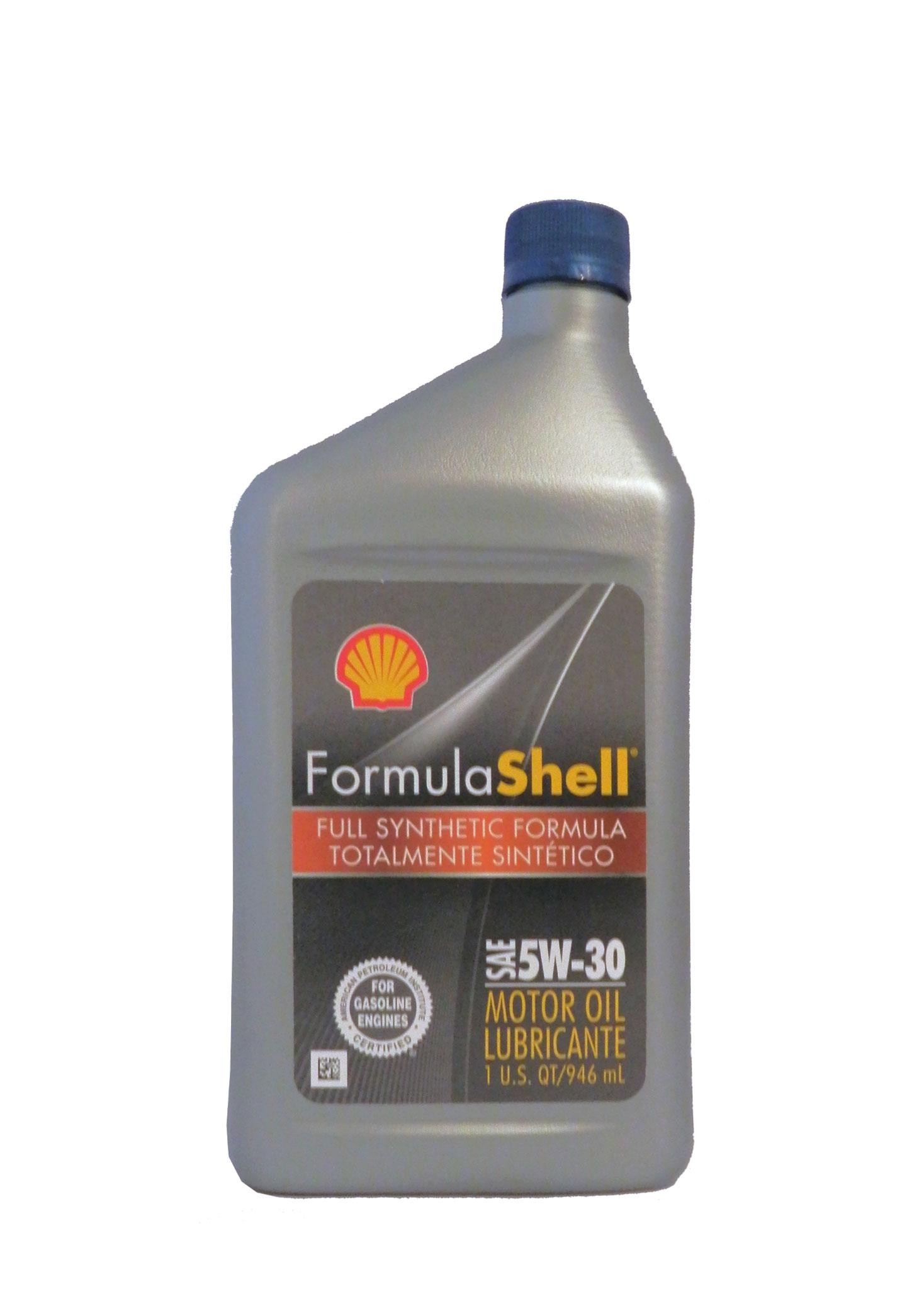 for Formula shell motor oil